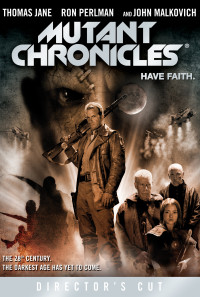 Mutant Chronicles Poster 1