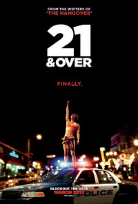 21 & Over Poster 1