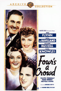 Four's a Crowd Poster 1