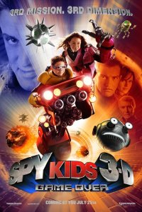 Spy Kids 3-D: Game Over Poster 1