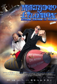 Mortadelo and Filemon: Mission - Save the Planet Poster 1