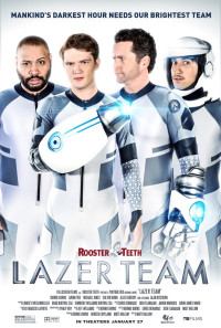 Lazer Team Poster 1