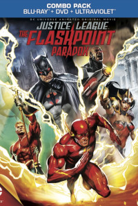 Justice League: The Flashpoint Paradox Poster 1