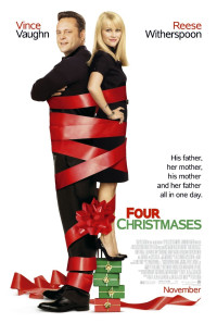 Four Christmases Poster 1