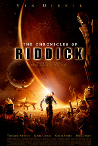 The Chronicles of Riddick Poster 1