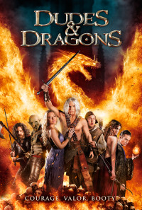 Dudes & Dragons Poster 1