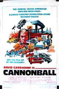 Cannonball! Poster 1