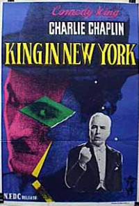 A King in New York Poster 1