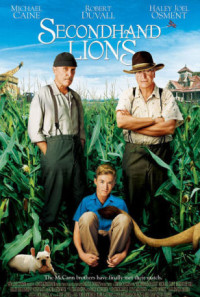 Secondhand Lions Poster 1
