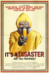 It's a Disaster Poster 1