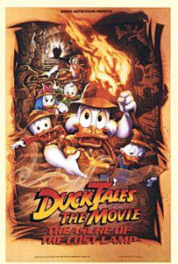 DuckTales the Movie: Treasure of the Lost Lamp Poster 1