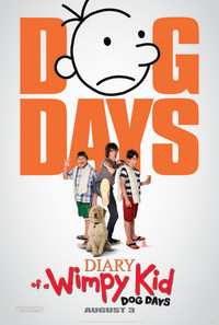 Diary of a Wimpy Kid: Dog Days Poster 1