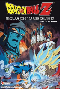 Dragon Ball Z: Bojack Unbound Poster 1