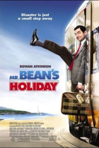 Mr. Bean's Holiday Poster 1
