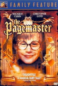 The Pagemaster Poster 1