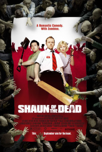 Shaun of the Dead Poster 1