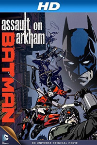 Batman: Assault on Arkham Poster 1