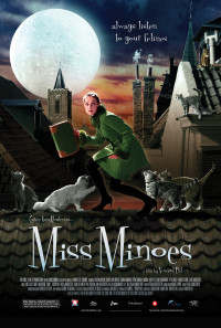 Miss Minoes Poster 1