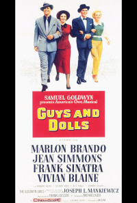 Guys and Dolls Poster 1