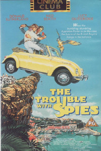 The Trouble with Spies Poster 1