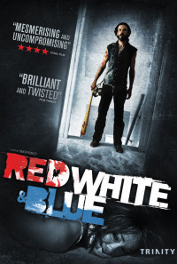 Red White & Blue Poster 1