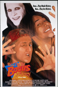Bill & Ted's Bogus Journey Poster 1