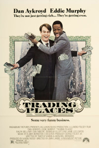 Trading Places Poster 1