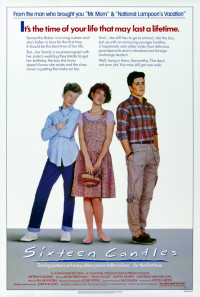 Sixteen Candles Poster 1