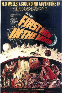 First Men in the Moon Poster 1