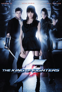 The King of Fighters Poster 1