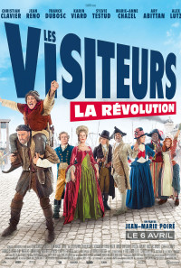 The Visitors: Bastille Day Poster 1