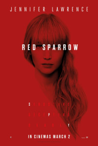 Red Sparrow Poster 1