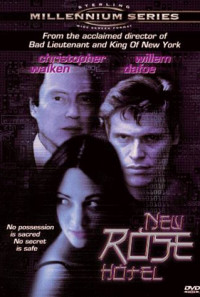 New Rose Hotel Poster 1