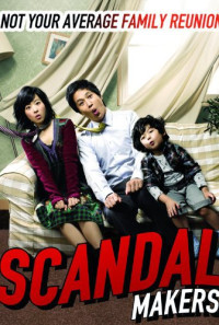 Speed Scandal Poster 1