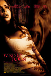 Wrong Turn Poster 1