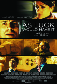 As Luck Would Have It Poster 1