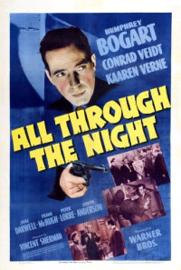 All Through the Night Poster 1