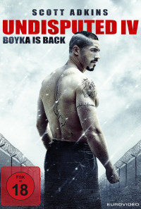 Boyka: Undisputed IV Poster 1