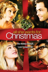 All She Wants for Christmas Poster 1