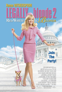 Legally Blonde 2: Red, White & Blonde Poster 1
