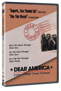 Dear America: Letters Home from Vietnam Poster 1