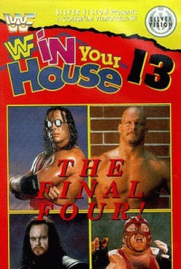 WWF in Your House: Final Four Poster 1