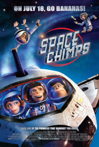 Space Chimps Poster 1