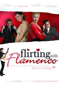 Flirting with Flamenco Poster 1