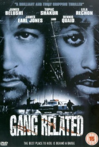 Gang Related Poster 1