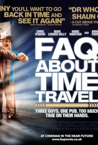 Frequently Asked Questions About Time Travel Poster 1