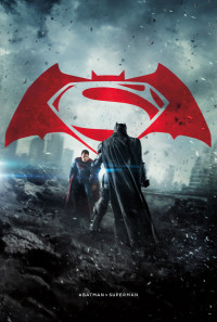 Batman v Superman: Dawn of Justice Poster 1