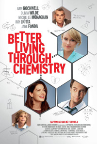 Better Living Through Chemistry Poster 1