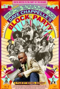 Dave Chappelle's Block Party Poster 1