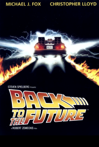 Back To The Future Poster 1